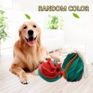 Pet Dog Ball Rubber molar Toy Dog chewing toy Dogs Play Toy Interactive Dog Toy
