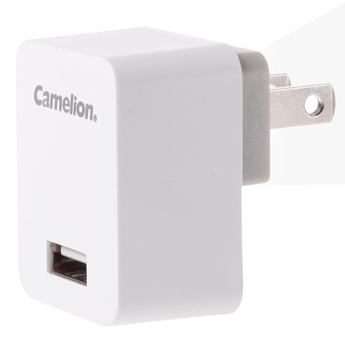 Camelion Power Charger 1 USB Port AD568 White