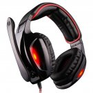 SADES SA-902 Cobra 7.1 USB Gaming Headphones Black