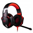 G2000 Lightweight Ergonomic Design Gaming Headset Luminous Headphones With Mic