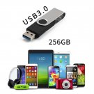 USB3.0 Flash Drive 256G Large Capacity USB Stick High Speed USB Pen Drive