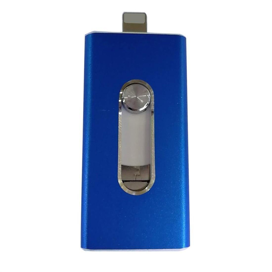 3 in 1 32G Flash OTG USB Stick for Apple for Android Computer Phone