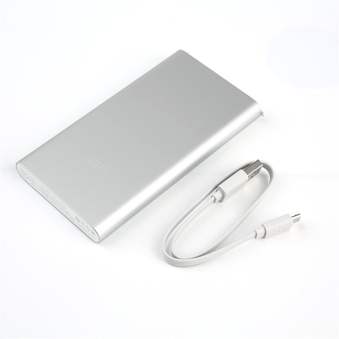 10000MAH For Xiaomi Brand Power Bank Compact Phone Power Supply For Android