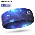 Lappada sports headband men and women to absorb sweat sweat tide simple headband fitness yoga
