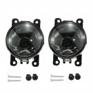 Pair of Car Fog Lights Lamp for Ford Focus MK2 2008-2010 Right and Left Set