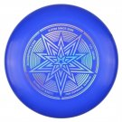 Professional Frisbee Flying Disc For Advanced Player Outdoor Sport Game Disc Saucers Blue