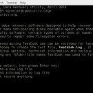 TestDisk Disk Partition File Data Recovery Software Program for Windows [Download]