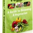 Goin All Veggie eBook in PDF Format with Digital Delivery!  [Download]