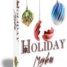 Holiday Mayhem eBook in PDF Format with Digital Delivery!  [Download]