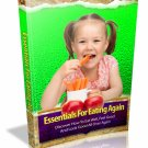 Essentials for Eating Again eBook in PDF Format with Digital Delivery! [Download]