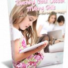 Teaching Good Decision Making Skills eBook in PDF Format with Digital Delivery!  [Download]
