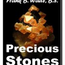 Precious Stones eBook in PDF Format with Digital Delivery! [Download]