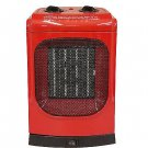 Kul 1500 Watt Red Ceramic Fan Heater-Model 369927
