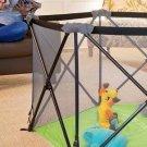 Pop N Play Infant Playard Compact Fold Home Park Beach Use with Travel Bag