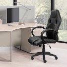 High Back Gaming Chair Executive Office Ergonomic Pu Leather Computer Seat Racin