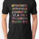 New 8bit Masters Men's T-Shirt Size S - 2XL