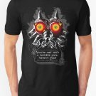 New Majoras Mask  Meeting With a Terrible Fate Men's T-Shirt Size S - 2XL