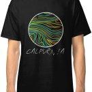 Calpurnia Band Limited Edition New T-Shirt Men's Black Size S - 2XL