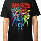 king gizzard and the lizard Limited Edition New T-Shirt Men's Black Size S - 2XL