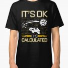 Video Game It's Ok Limited Edition New T-Shirt Men's Black Size S - 2XL