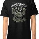 PUBG Pioneer Men's Black T-Shirt Tees Clothing S-2XL