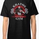 Kratos Gym Men's Black T-Shirt size S to 2XL