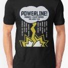 New Powerline World Tour Men's T-Shirt Size S-2XL