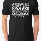 New Aint No Party Like A Gatsby Party Men's T-Shirt Size S - 2XL