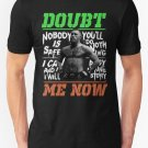 New Conor McGregor Doubt Me Now Tee Men's T-Shirt Size S-2XL