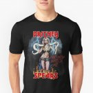 Britney Spears Slave for You New T-Shirt Men's Black Size S - 2XL