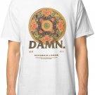 Kendrick Lamar DAMN Kung Fu Limited Edition New T-Shirt Men's White Size S - 2XL