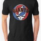 NEW Grateful Dead SF Giants Men Black T-Shirt Size S-2XL