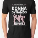 Donna and the Dynamos  Men's Black T-Shirt size S to 2XL