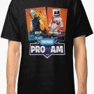Ninja X Marshmello Men's Black T-Shirt size S to 2XL