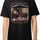 Starsky & Hutch Men's Black T-Shirt size S to 2XL