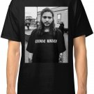 Post Malone Men's Black T-Shirt size S to 2XL