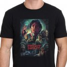New Fright Night 80's Horror Movie Poster Men's Black T-Shirt size S to 2XL