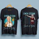 New 66599-GWEN STEFANI Just a Girl Tour 2018 T Shirt Size S-2XL