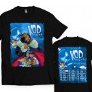 New J cole Kod Concert tour 2018 with Young Thug Mens Logo T shirt S-2XL
