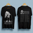 New Christina-Aguilera-Liberation-Tour-2018-Gildan Mens Logo T shirt S-2XL