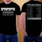 New Best-Design-NIN-TOUR-DATES-2018-Black Mens Logo T shirt S-2XL