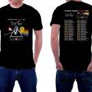 HOT NEW Brit Floyd Tour 2018 Tshirt Black Color Short Sleeve  T-Shirts S-2XL