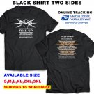 HOT NEW Ani Difranco Rise Up Tour 2018 T-Shirts S-2XL