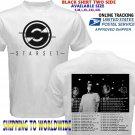 HOT NEW RARE Starset-CONCERT-Tour 2018 T-Shirts S-2XL