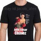 HOT NEW JULIO CESAR CHAVEZ Boxing Legend  T-Shirts S-2XL
