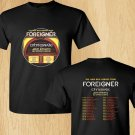 HOT NEW Foreigner north american summer tour 2018  T-Shirts S-2XL