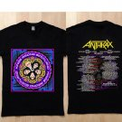 HOT NEW  Anthrax Tour Dates 2018 T-Shirts S-2XL