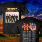 HOT NEW JOURNEY DEF LEPPARD Shirt North American Tour Music  T-Shirts S-2XL