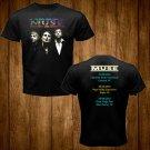 HOT NEW Muse English rock band-WORLD-Tour 2018 T-Shirts S-2XL