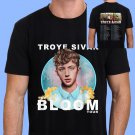 HOT NEW  New Troye Sivan T-Shirt The Bloom Tour 2018   T-Shirts S-2XL